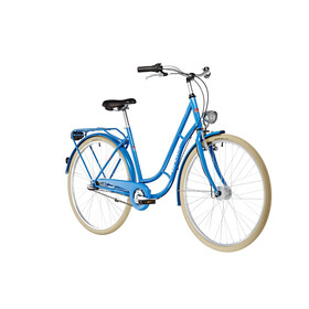 Ortler Detroit 3s EQ City Bike Women blue